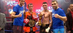 Kontrowersyjna wygrana byłego mistrza Glory Kickboxing, Sitthichai Sitsongpeenong z Bobirem Tagievem na Macau Fight 2019! Video