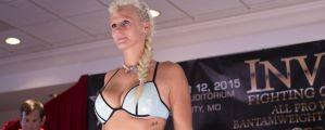 Belgijska gwiazda MMA brutalnie pobita przez byłego partnera! Drastyczne! +18!