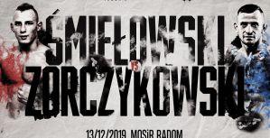 Damian Zorczykowski zmierzy się z Dawidem Śmiełowskim na Babilon MMA 11