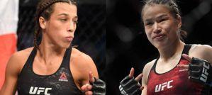 Joanna Jędrzejczyk vs Weili Zhang o pas wagi słomkowej na UFC 248