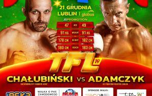 Grzegorz Adamczyk vs Grzegorz Chałubiński o zawodowe Mistrzostwo Polski K-1 ISKA Poland na TFL 19!