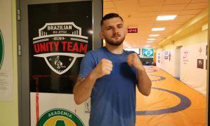 Michał Oleksiejczuk vs Jimmy Crute w starciu młodych talentów na UFC Fight Night 168 w Auckland w Nowej Zelandii!
