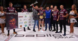 Babilon MMA 11: Daniel Skibiński obronił pas mistrzowski! Wyniki!