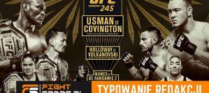 UFC 245: Usman vs Covington - typowanie redakcji FightSport.pl