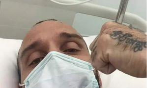 Włoski fighter MMA: TO NIE JEST ŻART! ZOSTAŃ W DOMU! Jest tam gorzej niż w jakimkolwiek z kręgów piekielnych Dantego!
