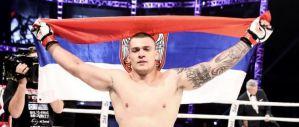 Darko Stošić w KSW: Myślałem, że przez cały czas mistrzem był Pudzianowski