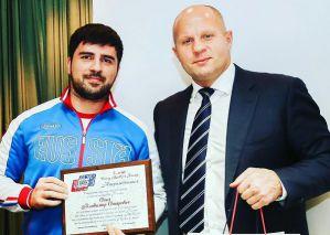 Rosyjski trener MMA zatrzymany za morderstwo