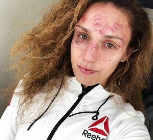 Antonina Shevchenko: MMA to ciężki sport, ale to moja droga i powrócę silniejsza