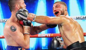"""Były zawodnik UFC """"Cassius"""" Clay Collard wygrywa 7 pojedynek w boksie"""