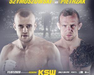 Kamil Szymuszowski będzie walczyć z Michałem Pietrzakiem na KSW 53
