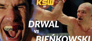 Tomasz Drwal vs Łukasz Bieńkowski na KSW 53! Trailer!