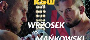 Borys Mańkowski vs Marcin Wrzosek na KSW 53! Trailer!