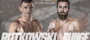 Daniel Rutkowski kontra Rene Runge w wadze lekkiej na Babilon MMA 16