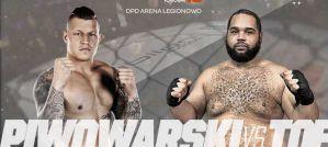 Michał Piwowarski kontra Filip Toe w wadze ciężkiej na Babilon MMA 16