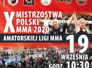 X Mistrzostwa Polski MMA 2020 w Sochaczewie