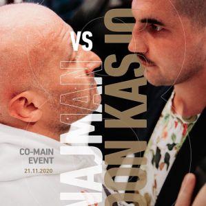 Marcin Najman będzie przeciwnikiem Kasjusza Życińskiego na FAME MMA 8