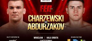 Mansur Abdurzakov i Łukasz Charzewski w rewanżu na FEN 30!