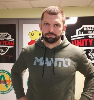 Szymon Kołecki kontuzjowany przed KSW 55 i walką z Jurasem