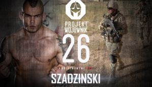 Projekt Wojownik 26: W Choszcznie weteranów sprawdzi Gracjan Szadziński