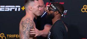 UFC on ESPN+ 36: Covington i Woodley w identycznym limicie wagowym! Video