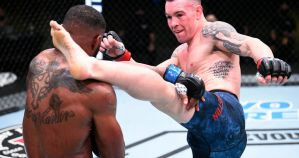 UFC Vegas 11: Colby Covington miażdży Woodleya! Niesamowity Khamzat Chimaev nokautuje! Wyniki!