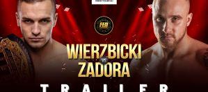 FEN 30 Wierzbicki vs Zadora 2! Trailer!