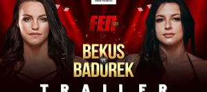 FEN 30 Bekus vs Badurek! Trailer!