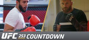 UFC 253 Countdown ''Reyes vs Blachowicz''! Video!