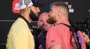 UFC 253: Jan Błachowicz i Dominick Reyes w limicie, scysja Adesanyi z Costą! Video