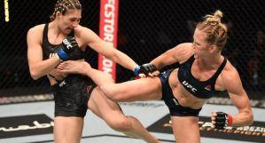 UFC Fight Island 4: Holly Holm deklasuje Irene Aldana, mistrz polskiej TFL udanie debiutuje w Abu Dhabi! Wyniki & Video