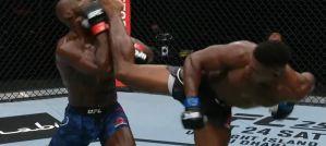 UFC Fight Island 5: Niesamowity nokaut Buckleya w Abu Dhabi! Wyniki & Video