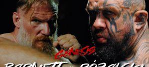 Genesis: Różal lżejszy o 10 kg od Barnetta! Video