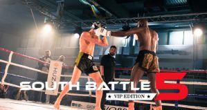 Gala South Battle 5 już 30 października w Dworku Konckim