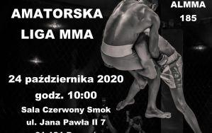 Zawody ALMMA 185 w Poznaniu 24 października