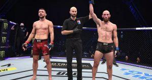 UFC Fight Island 6: Mateusz Gamrot oszukany w walce z Guramem Kutateladze?