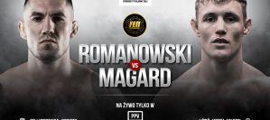 Sebastian Romanowski i Jonas Magard na FEN 31 o pas mistrzowski wagi koguciej