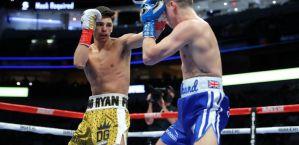 Ryan Garcia nokautuje Luke'a Campbella walce o pas Interim WBC w Dallas