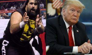 Gwiazda wrestlingu Mick Foley nawołuje do wyrzucenia Donalda Trumpa z Hall of Fame WWE