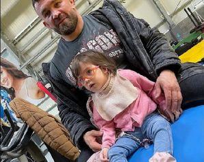 Apel o pomoc córeczce zawodnika MMA Daniela Omielańczuka