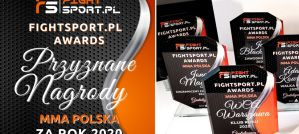 FightSport Awards 2020 - MMA Polska