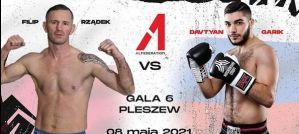 A1 Pleszew: Filip Rządek vs Garik Davtyan pierwszą parą turnieju Lethwei!