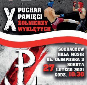 ALMMA 191 - X Puchar Pamięci Żołnierzy Wyklętych 27 lutego w Sochaczewie