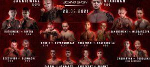 Karta walk gali Babilon Boxing Show już kompletna!