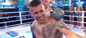 Babilon Boxing Show: Łukasz Stanioch pokonał Rafała Jackiewicza! Wyniki!