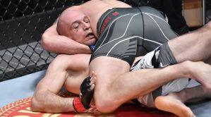 Porażka Bartosza Fabińskiego na UFC Vegas 24