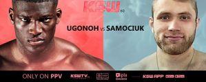 Zwycięzca turnieju walk na gołe pięści nowym rywalem Izu Ugonoha na KSW 60