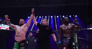ACA 122: Johnson nadal mistrzem! Omielańczuk i Haratyk zwycięscy! Wyniki & Video