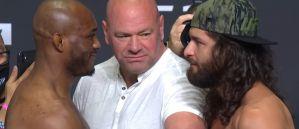 UFC 261 Usman vs Masvidal 2 - WYNIKI