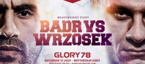 Sensacja! Arkadiusz Wrzosek vs Badr Hari na Glory 78 w lipcu!