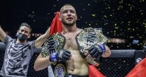 ONE on TNT 4: Reinier de Ridder podwójnym mistrzem, porażka mistrza UFC Eddie Alvareza! Wyniki & Video